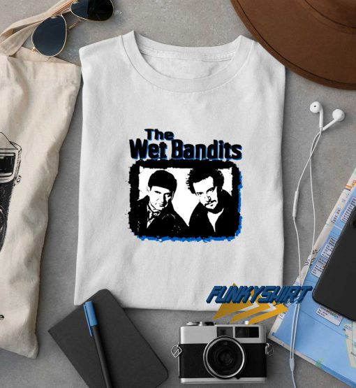 The Wet Bandits Box t shirt