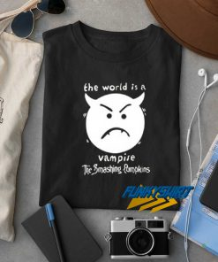 The World Is A Vampire t shirt