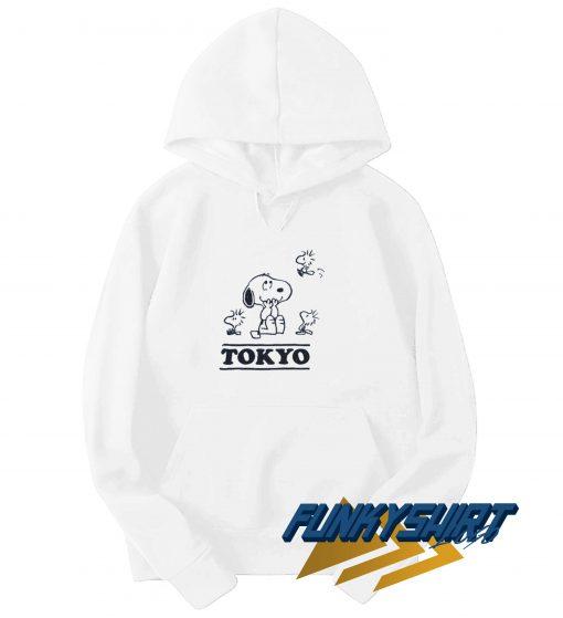 Tokyo Snoopy Hoodie