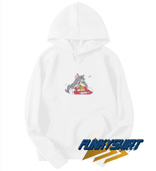 Tom Jerry Together Hoodie