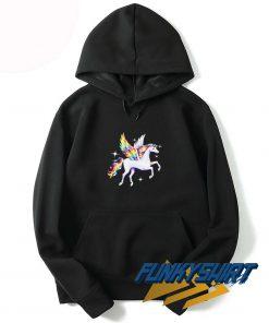 Unicorn One Of A Kind Hoodie