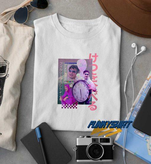 Vaporware Japanese t shirt