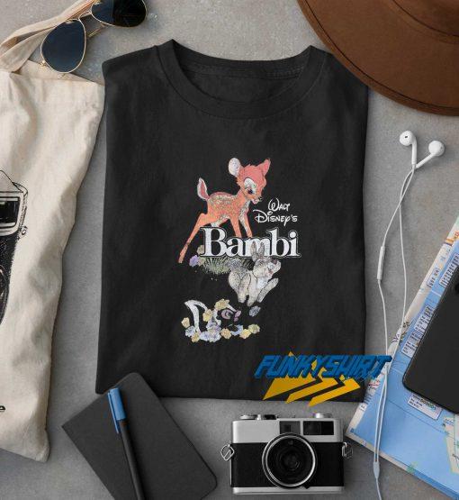 Vintage Bambi Funny t shirt
