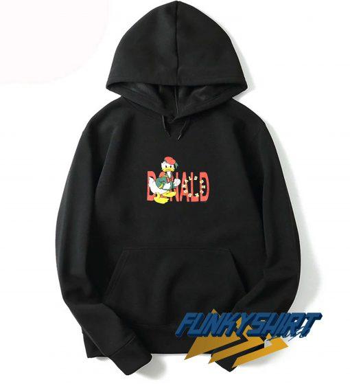 Vintage Donald Duck Hoodie