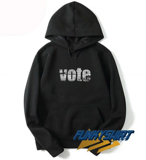 Vintage Vote Logo Hoodie
