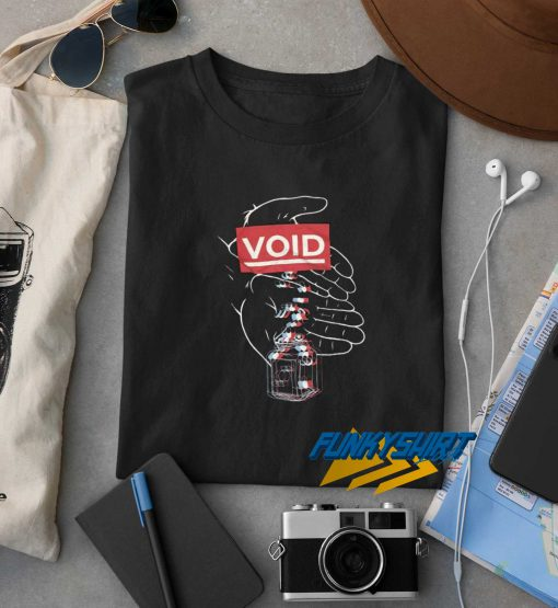 Void Hands Graphic t shirt