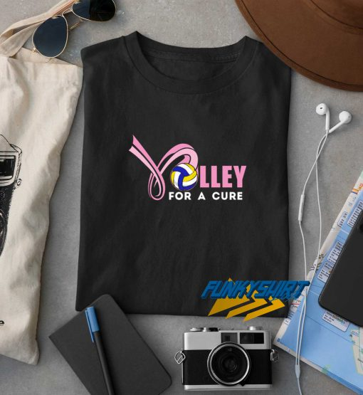 Volley For A Cure t shirt