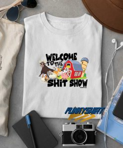 Welcome To The Shit Show Animals t shirt