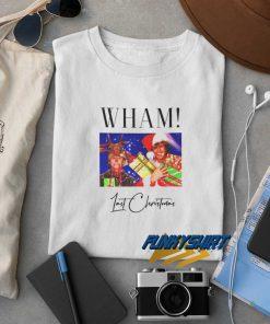Wham Last Christmas New t shirt