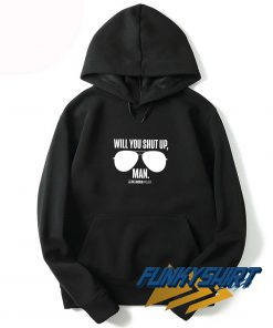 Will You Shut Up Man The Lincoln Project Hoodie