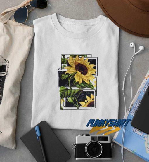 Windows Sunflower t shirt