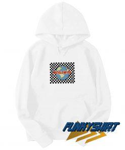 Worldwide Checkered Hoodie