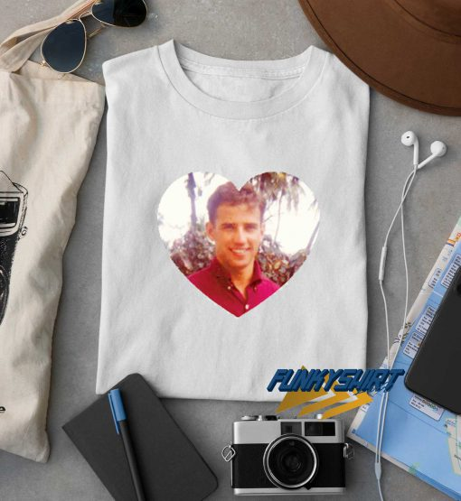 Young Joe Biden Love t shirt