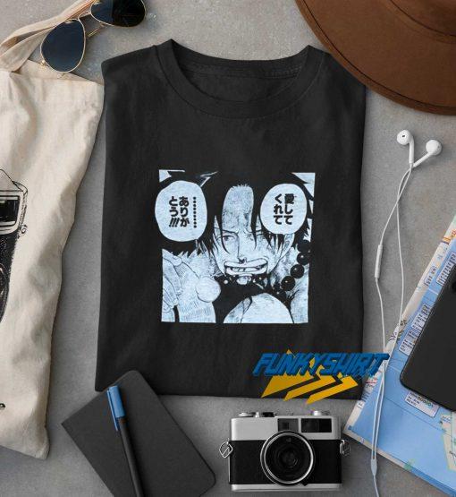 Ace Shonen Jump One Piece t shirt