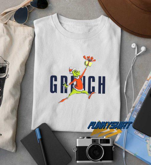 Air Grinch Christmas t shirt