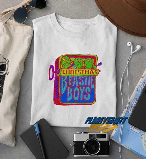 Beastie Boys Christmas t shirt