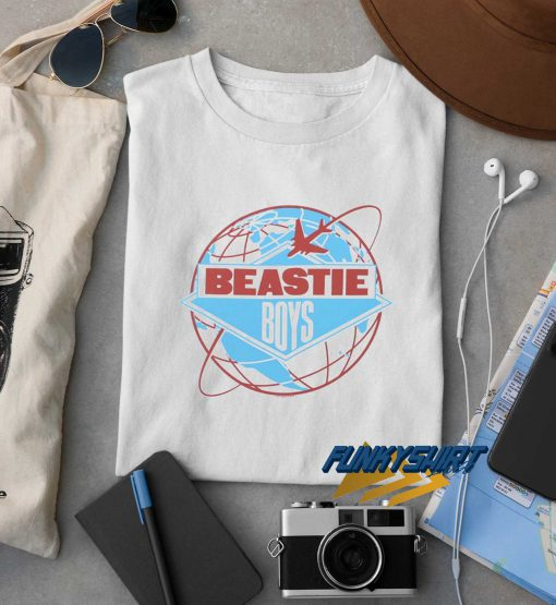 Beastie Boys World t shirt