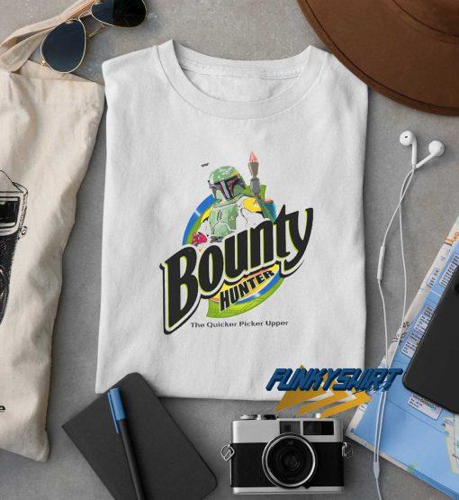 Boba Fett Bounty Hunter t shirt