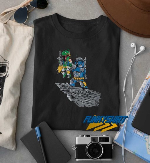 Boba Fett Father Art t shirt