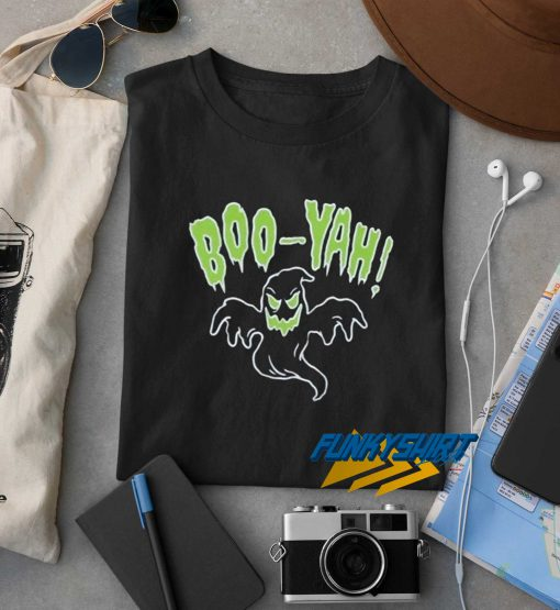 Boo Yah Ghost t shirt