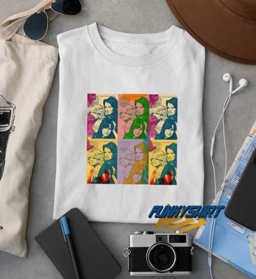 Charlies Angels Pop Art t shirt