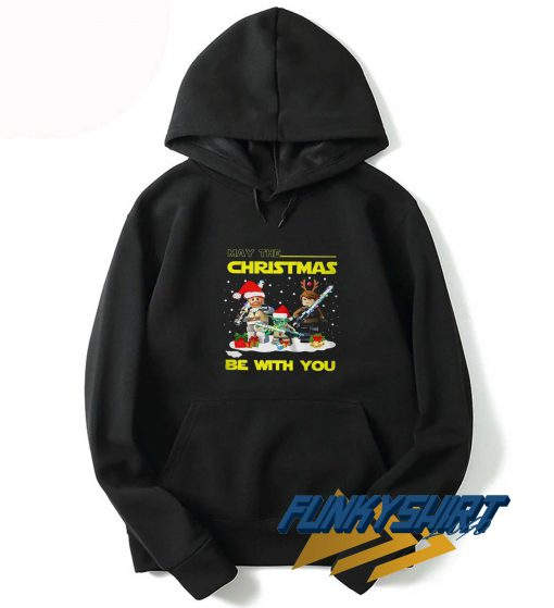 Christmas Be With You Hoodie