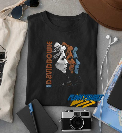 David Bowie Low t shirt
