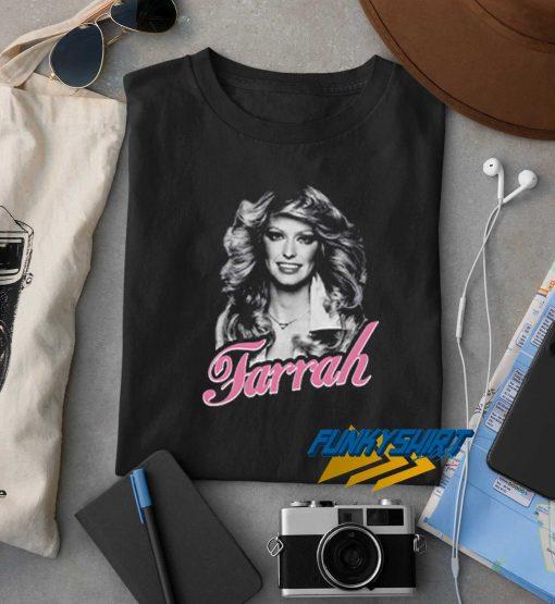 Farrah Fawcett t shirt