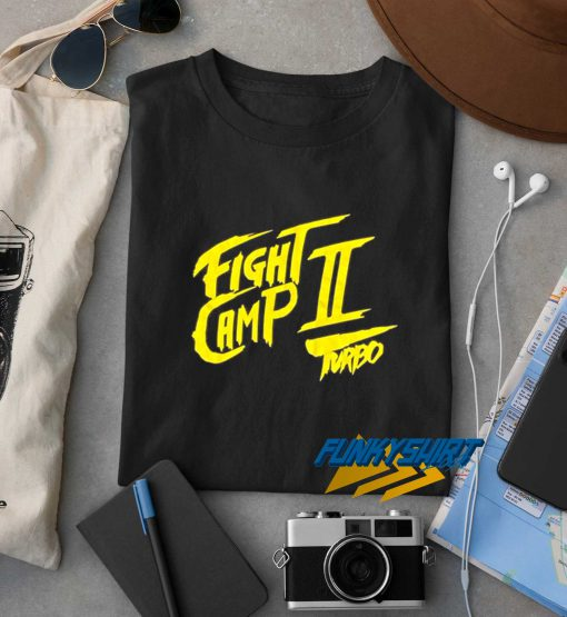 Fight Camp Turbo II t shirt
