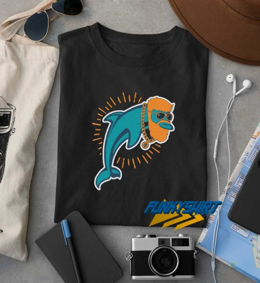Fitz The Magic Dolphins t shirt