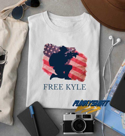 Free Kyle Vintage t shirt