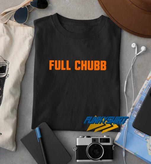 Full Chubb Nick Chubb t shirt