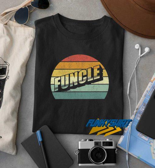 Funcle Fun Retro t shirt