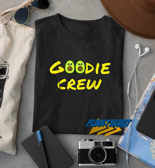 Goodie Crew t shirt