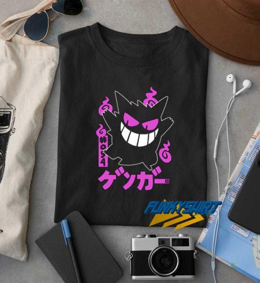 Haunter Pokemon Gengar t shirt