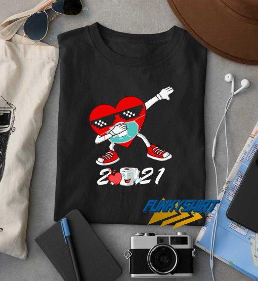 Hear Mask Dubbing 2021 t shirt