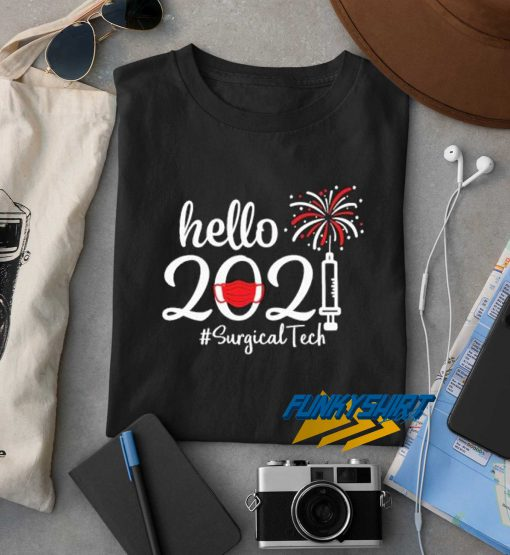 Hello 2021 Happy New Year t shirt