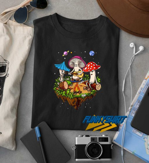 Hippie Magic Mushrooms t shirt