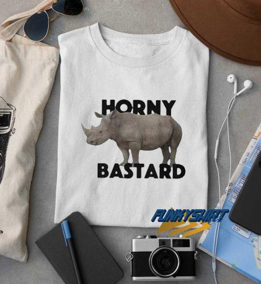 Horny Bastard t shirt