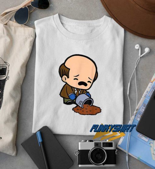 Kevin Malone The Office t shirt
