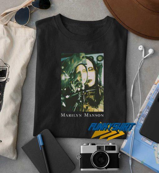 Marilyn Manson Beautiful People t shirt
