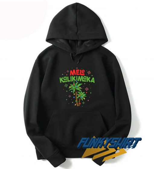 Mele Kalikimaka Christmas New Hoodie