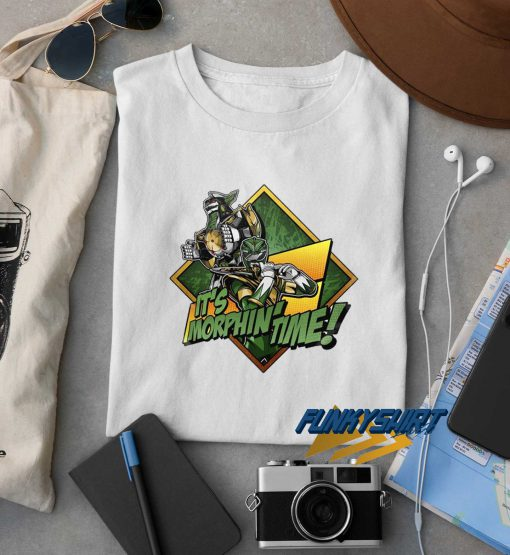 Morphine Power Rangers t shirt