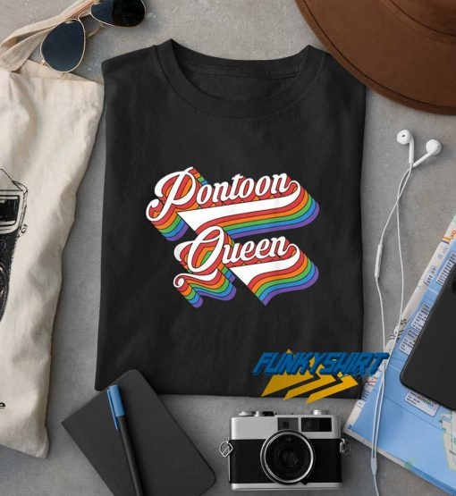 Pontoon Queen Vintage t shirt
