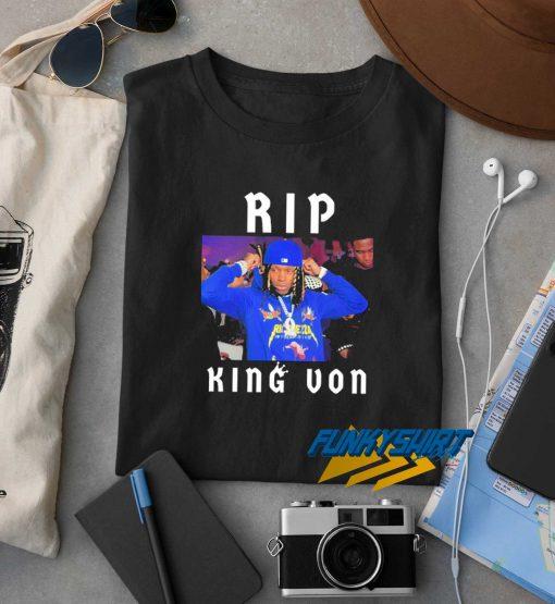 RIp King Von Legend t shirt