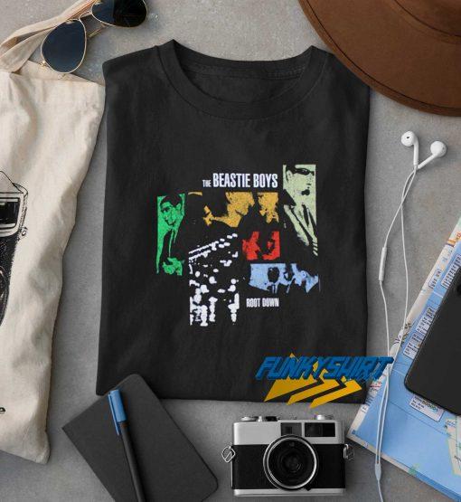 Root Down Beastie Boys t shirt