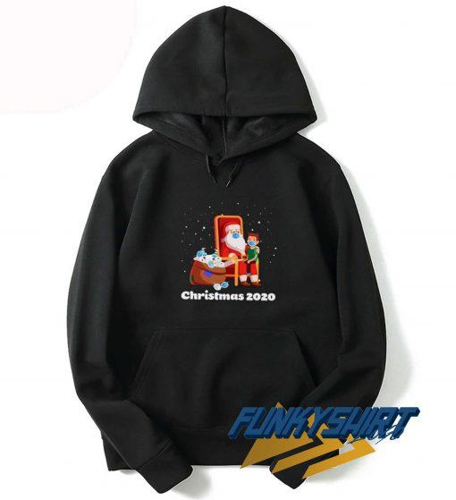 Santa Christmas 2020 Hoodie