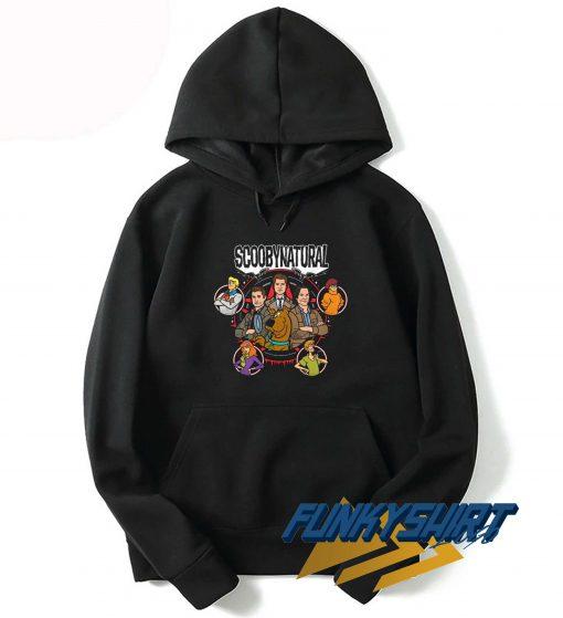 Scoobynatural Gang Hoodie