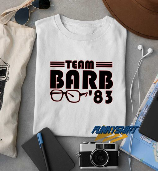 Team Barb 83 t shirt