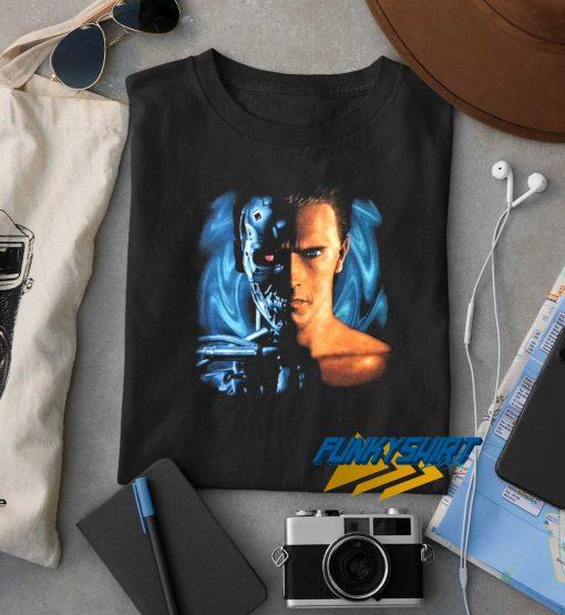 Terminator 2 Big Head t shirt